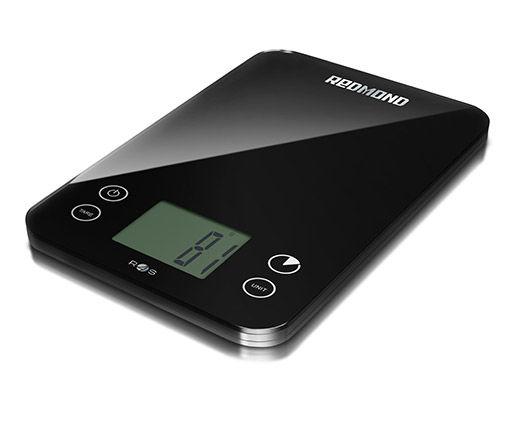 Весы кухонные REDMOND RS-741S,  черный