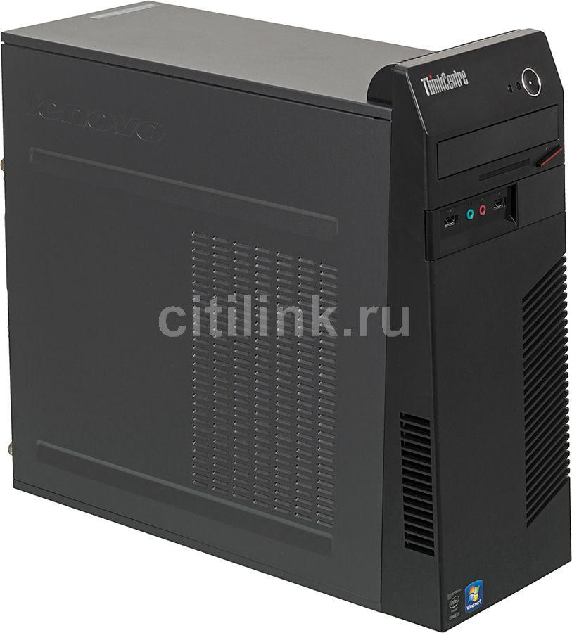Компьютер  LENOVO ThinkCentre M73,  Intel  Core i5  4590,  DDR3 4Гб, 500Гб,  Intel HD Graphics 4600,  Windows 7 Professional,  черный [10b3s07t00]