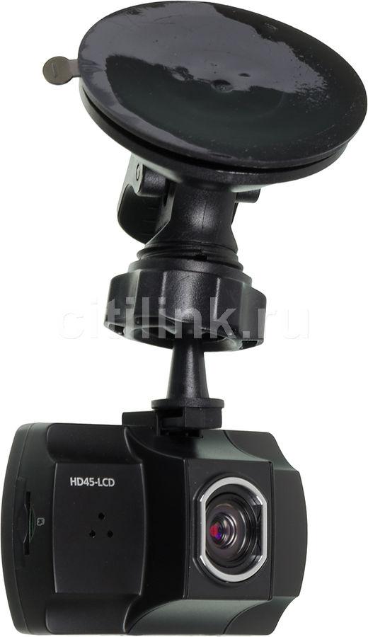 Видеорегистратор SHO-ME HD45-LCD черный