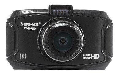 Видеорегистратор SHO-ME A7-90FHD черный