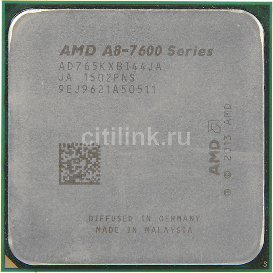 Процессор AMD A8 7650K, SocketFM2+ OEM [ad765kxbi44ja]