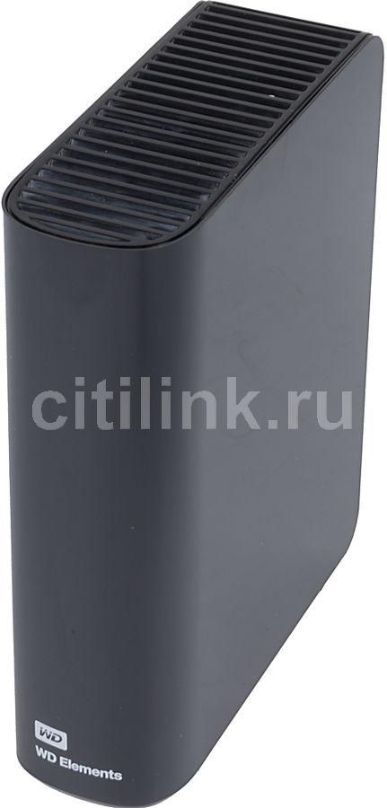 Внешний жесткий диск WD Elements Desktop WDBWLG0050HBK-EESN, 5Тб, черный