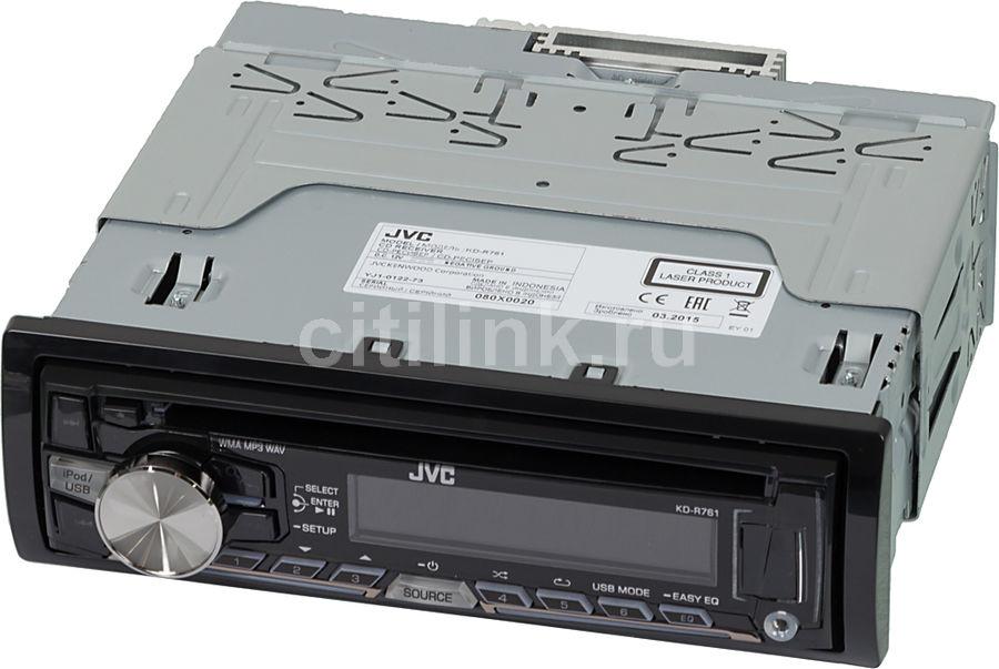 Автомагнитола JVC KD-R761EY,  USB