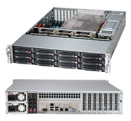 Корпус SuperMicro CSE-826BE1C-R920LPB 920W черный