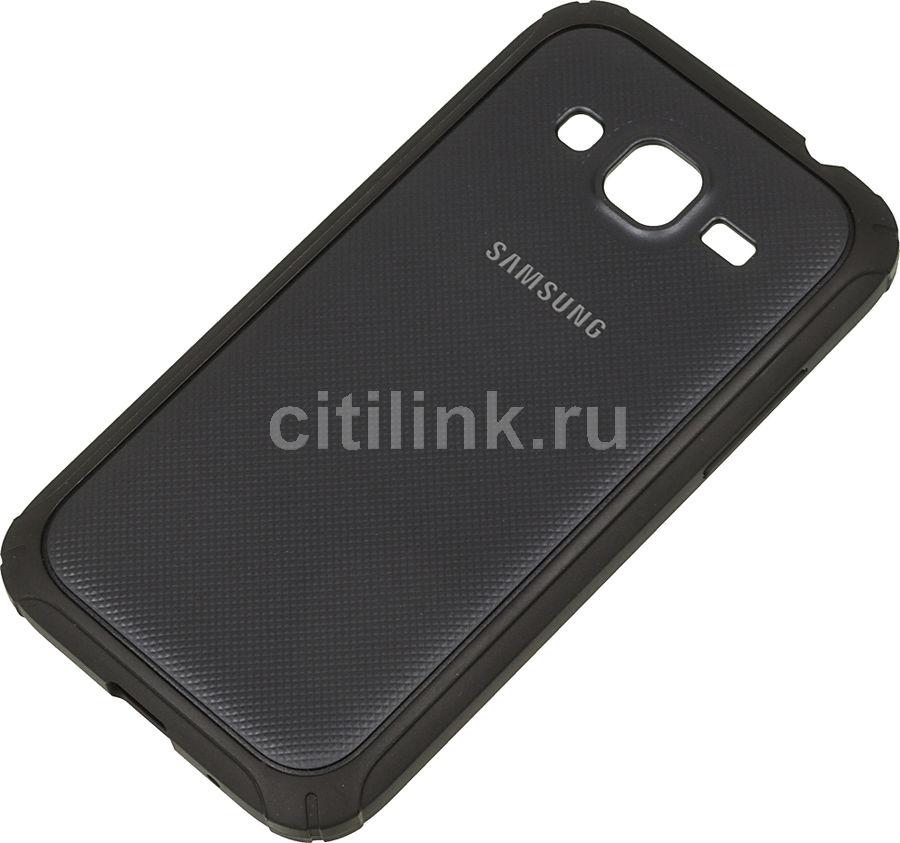 Чехол (клип-кейс) SAMSUNG Protective Cover G360, для Samsung Galaxy Core Prime, черный [ef-pg360bsegru]