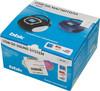 Аудиомагнитола BBK BS05,  розовый и серебристый вид 10