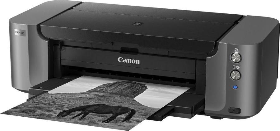 Принтер струйный CANON PIXMA PRO-10S,  струйный, цвет: черный [9983b009]