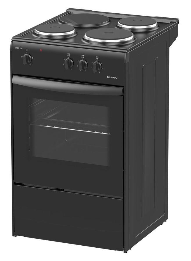 Электрическая плита DARINA S EM 331 404 В,  эмаль,  коричневый