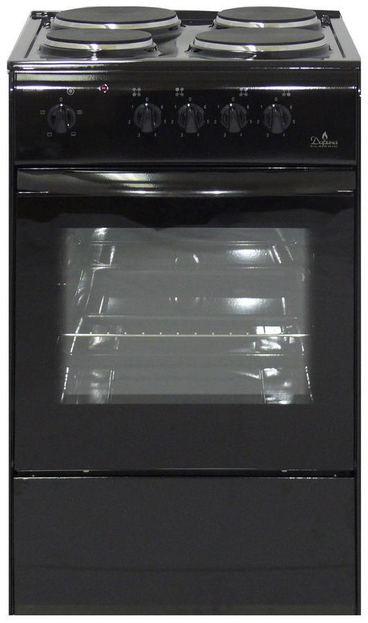 Электрическая плита DARINA S EM 341 404 Bt,  эмаль,  черный
