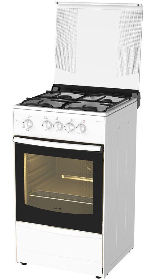 Газовая плита DARINA 1B GM 441 005 W,  газовая духовка,  белый [678]