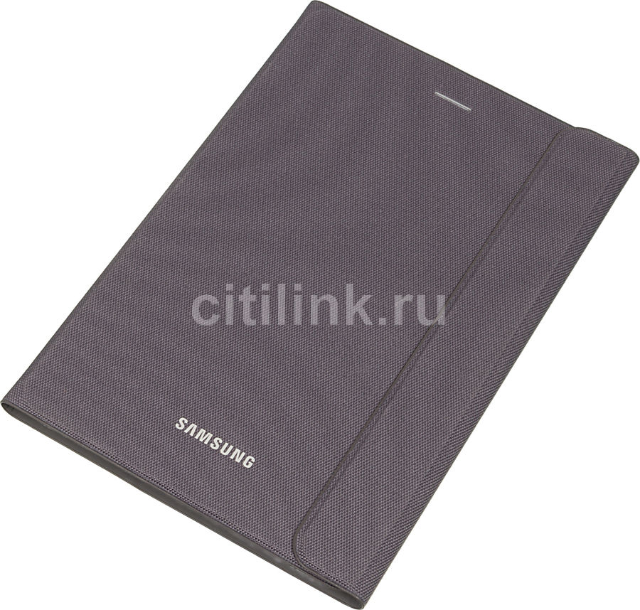 Чехол для планшета SAMSUNG Book Cover, титан, для Samsung Galaxy Tab A SM-T35x [ef-bt350bsegru] чехол для galaxy tab3 7 0 samsung book cover серый