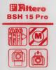 Пылесборники FILTERO BSH 15 (5) Pro,  5 шт., для BOSCH/DEWALT/FLEX/KARCHER/NILFISK-Alto/RYOBI/SPARKY/STIHL/КОРВЕТ,  Совместимость: BOSCH  GAS 15, GAS 1200 L, GAS 20 L SFC;  DEWALT D 27900;  FLEX VC 21 L;  HILTI VC 20 U; KARCHER T вид 4