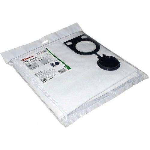 Пылесборники Filtero BSH 35 (5) Pro для: BOSCH/FELISATTI/HITACHI/METABO/MILWAUKEE/ (мех. повреждения)