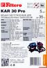 Пылесборники Filtero KAR 30 (5) Pro для: AEG/BOSCH/DEWALT/FLEX/HILTI/KARCHER/MILWA (мех. повреждения) вид 3