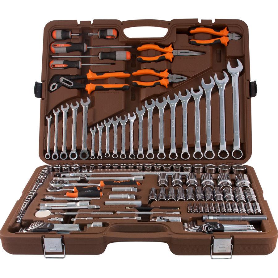 Набор инструментов OMBRA OMT141S,  141 предмет [55462]