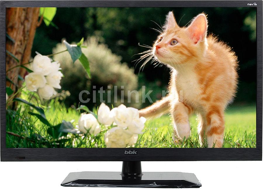 LED телевизор BBK Navia 24LEM-1004/T2C
