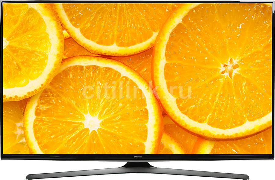 LED телевизор SAMSUNG UE48J6390AUXRU