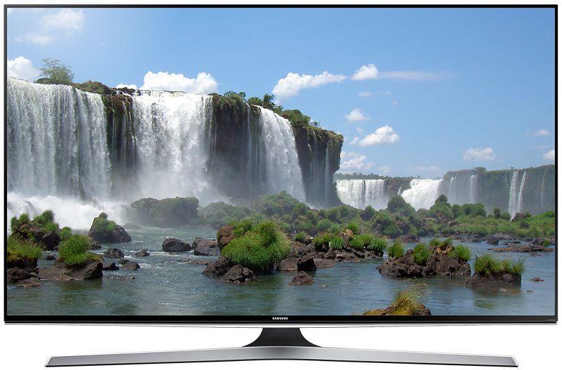 LED телевизор SAMSUNG UE55J6300AUXRU