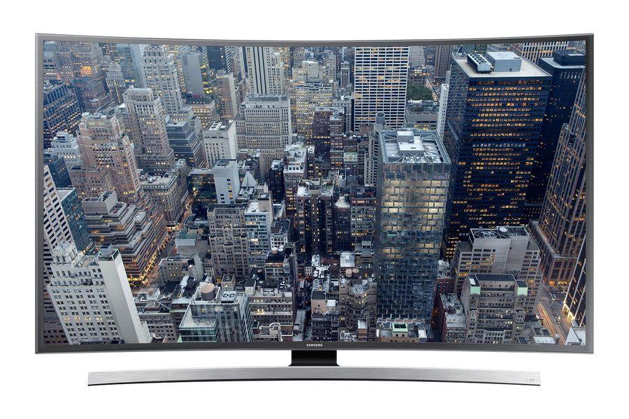 LED телевизор SAMSUNG UE55JU6600UXRU