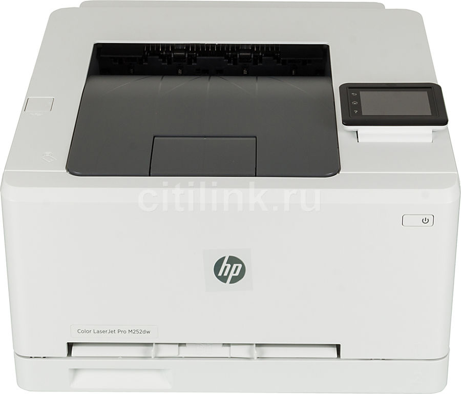 HP COLOR LASERJET PRO M252DW DRIVER UPDATE