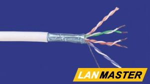 Кабель телеф. Lanmaster (TWT-TEL-FTP32) F/UTP PVC внутр. 305м