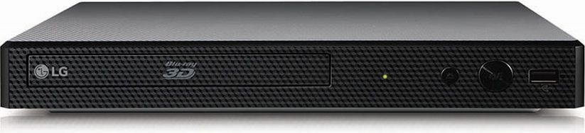 Плеер Blu-ray LG BP450, черный