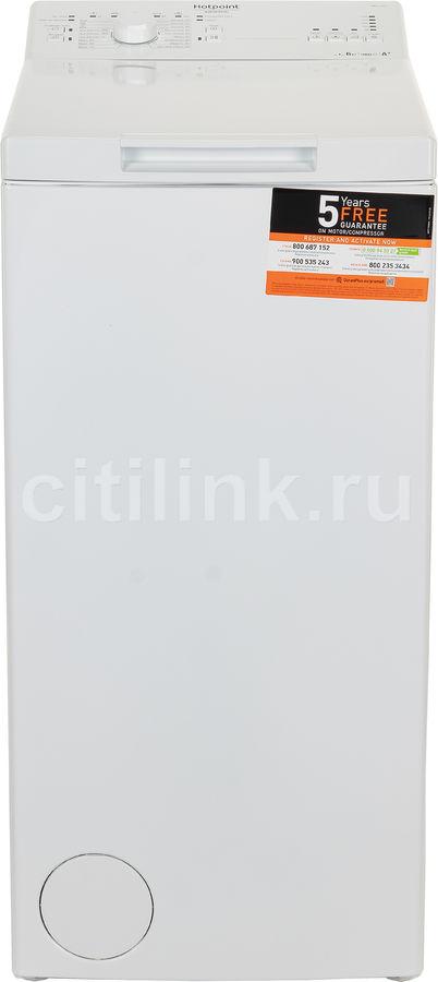Стиральная машина HOTPOINT-ARISTON WMTL 601 L CIS, вертикальная загрузка,  белый