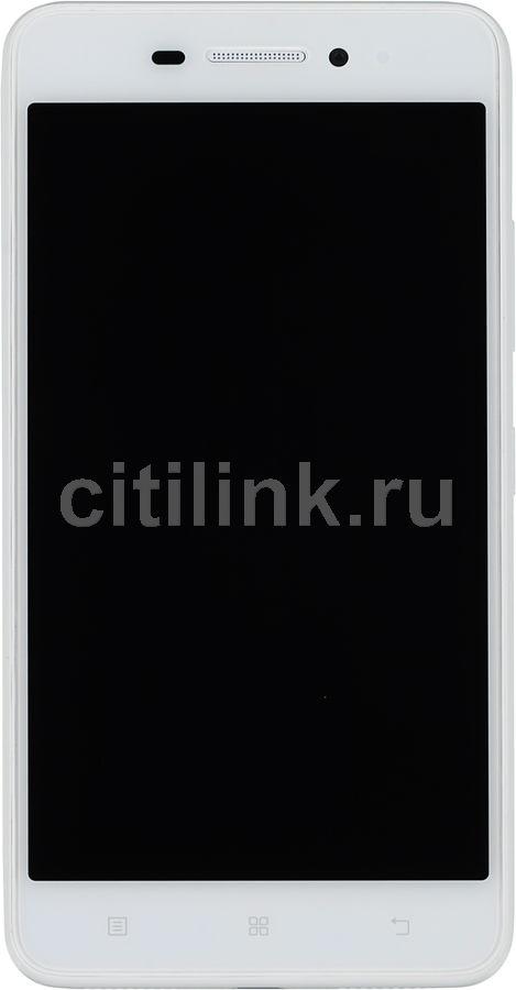 Смартфон LENOVO S60  8Gb, белый