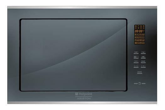 Микроволновая Печь Hotpoint-Ariston MWK 222.1 Q/HA 25л. 900Вт черный (встраиваемая)