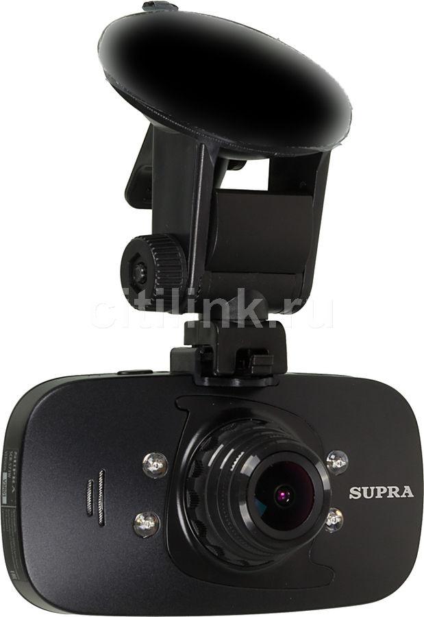 Видеорегистратор SUPRA SCR-573W черный