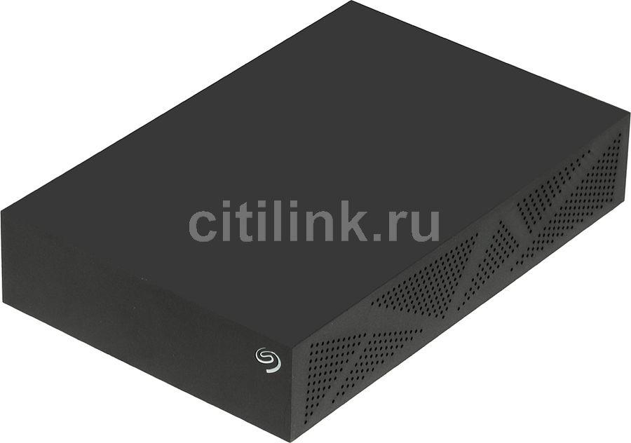 Внешний жесткий диск SEAGATE Backup Plus STDT8000200, 8Тб, черный