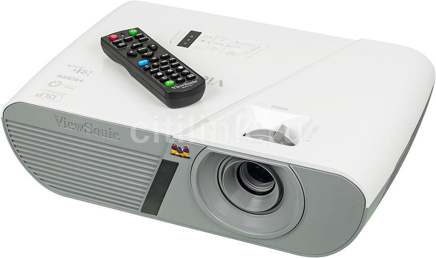 Проектор VIEWSONIC PJD5255L белый [vs15906]
