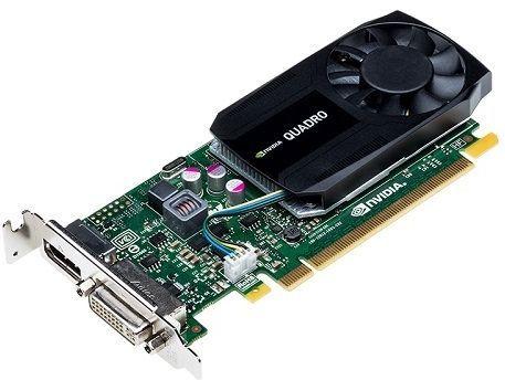 Видеокарта DELL nVidia  Quadro K620 ,  490-BCIW,  2Гб, DDR3, Low Profile,  oem