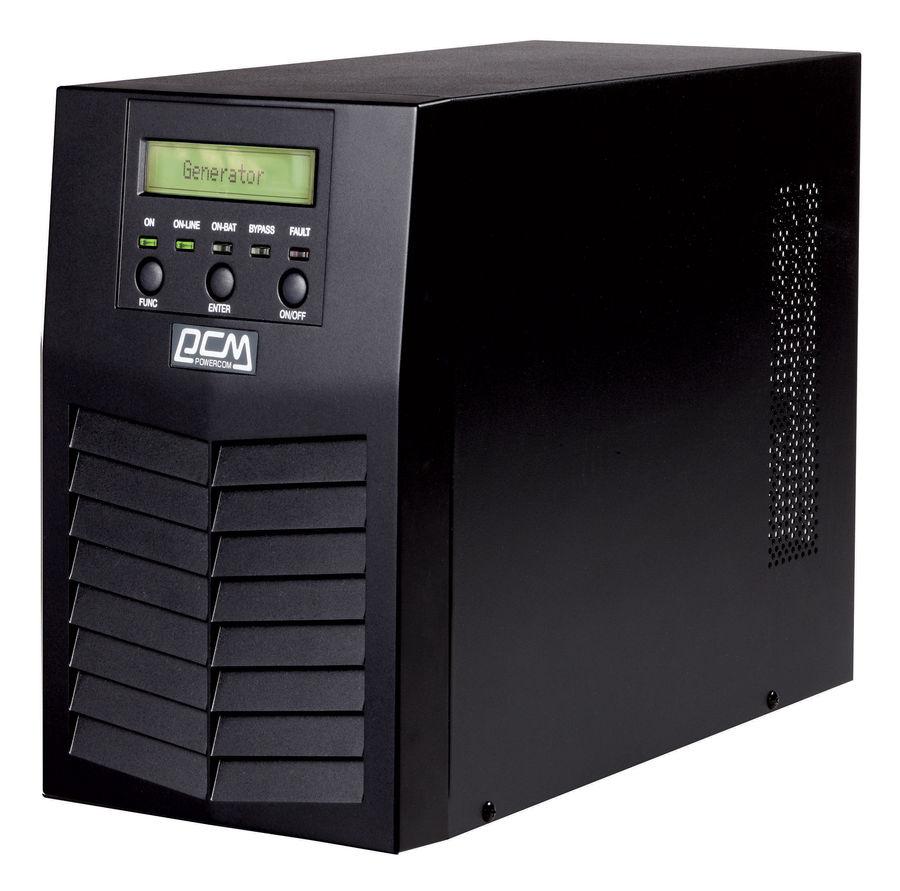 Источник бесперебойного питания POWERCOM Macan MAS-2000,  2000ВA