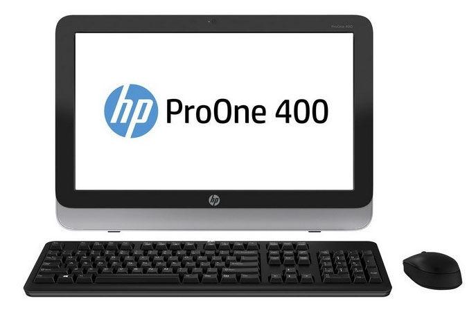 Моноблок HP ProOne 400 G1 19.5