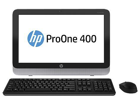 Моноблок HP ProOne 400 G1, Intel Core i5 4590T, 4Гб, 500Гб, Intel HD Graphics 4600, DVD-RW, Free DOS, черный и серебристый [l3e58ea]