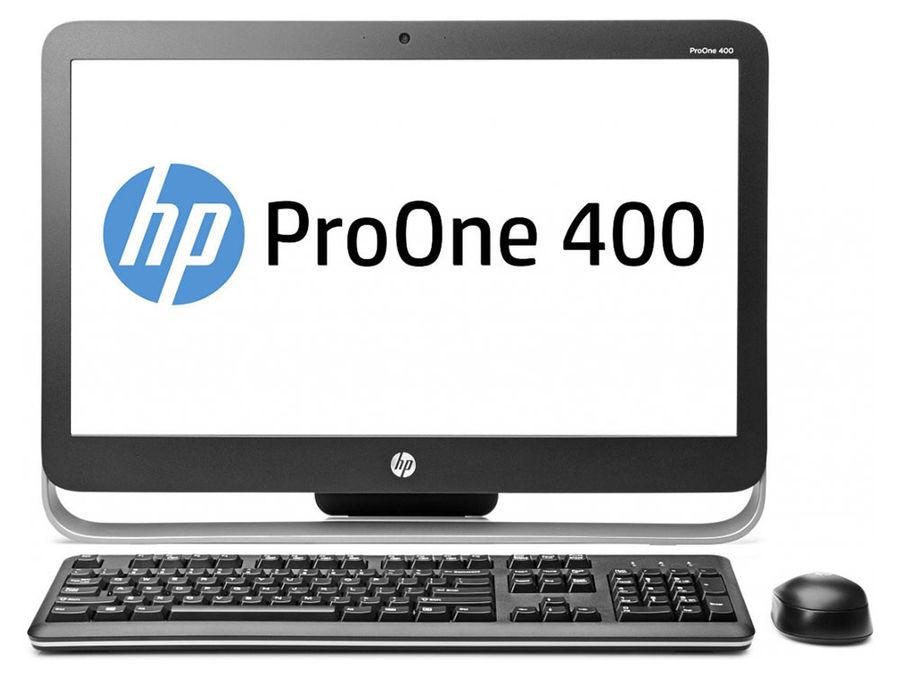 Моноблок HP ProOne 400 G1 23