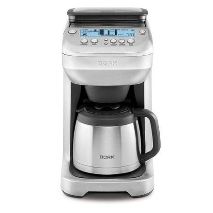 Кофеварка BORK C600,  капельная,  серебристый
