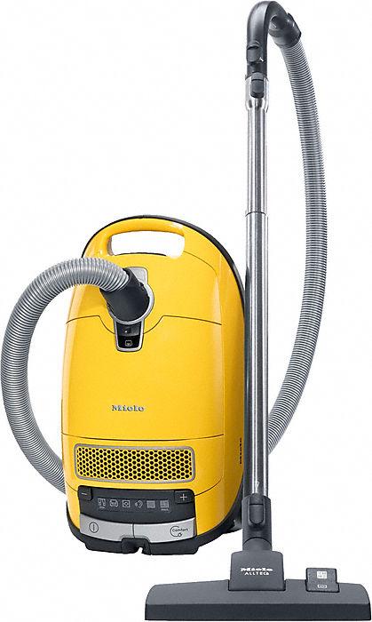 Пылесос MIELE SGFA0, 2000Вт, желтый