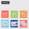 Смартфон ALCATEL Pop 2 (4) 4045D  черный вид 11