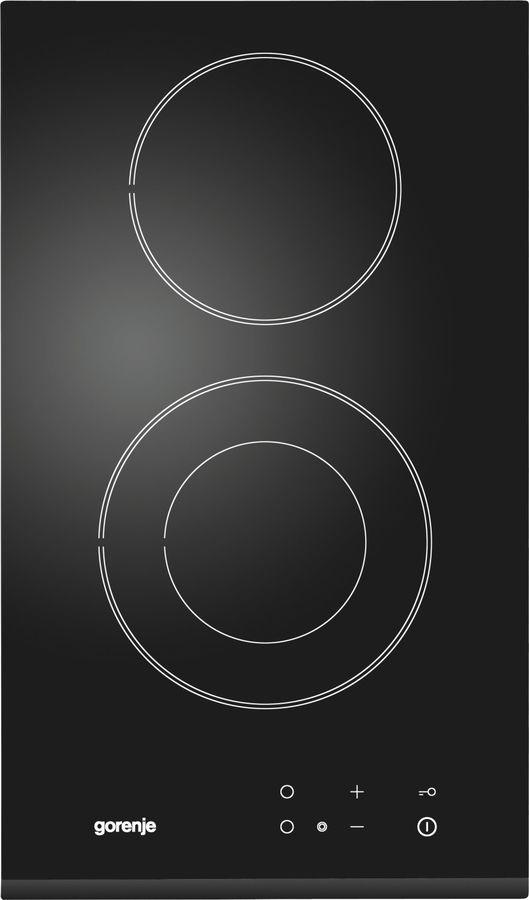 Варочная панель GORENJE ECT330CSC,  Hi-Light,  независимая,  черный
