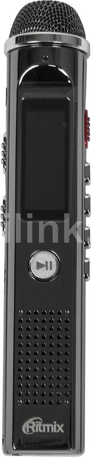 Диктофон RITMIX RR-150 4 Gb,  титан [15117960]