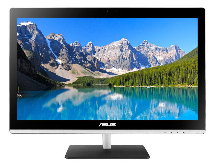 Моноблок ASUS ET2032IUK-BC006R, Intel Pentium J2900, 4Гб, 1000Гб, Intel HD Graphics, DVD-RW, Windows 8.1, черный [90pt0171-m01150]