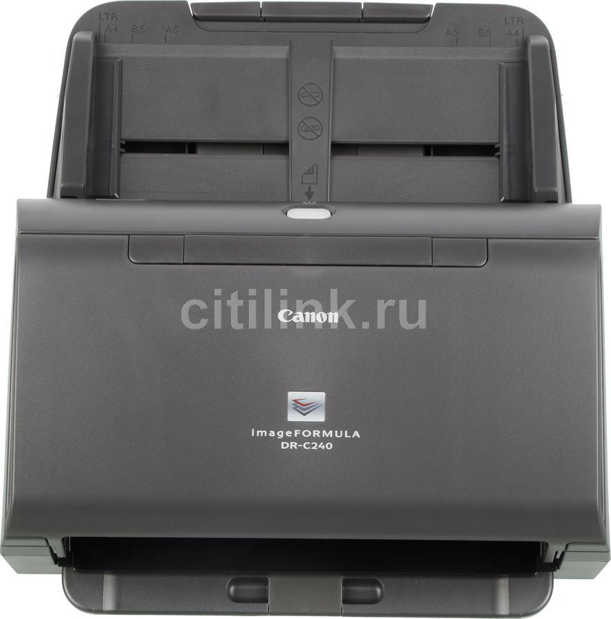 Сканер CANON image Formula DR-C240 черный [0651c003]