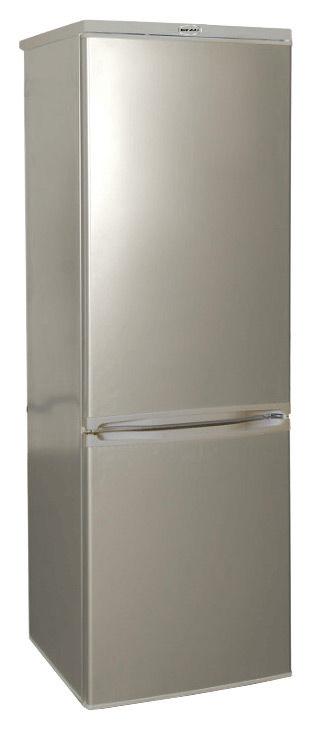 Холодильник SHIVAKI SHRF-335DS,  двухкамерный,  серебристый
