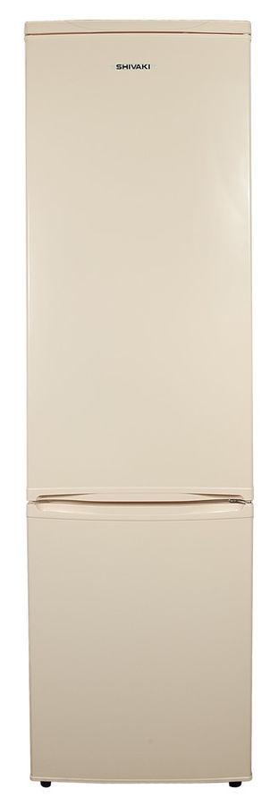 Холодильник SHIVAKI SHRF-365DI,  двухкамерный,  бежевый