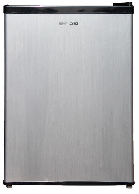 Холодильник SHIVAKI SHRF-74CHS,  однокамерный,  серебристый