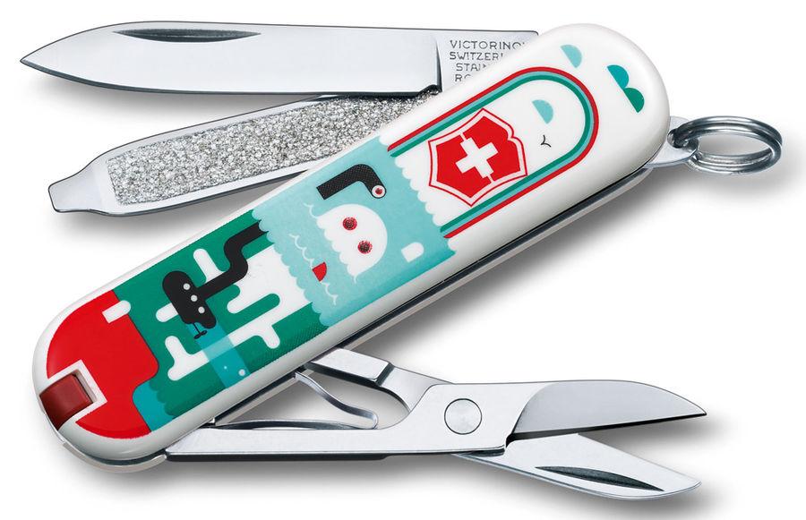 Нож перочинный Victorinox Classic LE2015