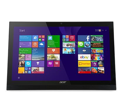 Моноблок ACER Aspire Z1-623, Intel Core i3 4005u, 4Гб, 500Гб, nVIDIA GeForce GT940M - 2048 Мб, DVD-RW, Windows 8.1, черный [dq.szxer.002]