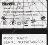 Ламинатор BURO HQ-236 вид 6